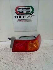 TOYOTA CAMRY RIGHT TAILLIGHT SK20, SEDAN, 10/00-08/02 00 01 02