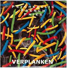 VERPLANKEN Psychedelic French Fries/Canterbury's Souvenirs CD Single Psych MP3