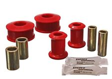 Energy Suspension Control Arm Bushing Set Red Front for Volkswagen # 15.3113R