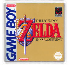 THE LEGEND OF ZELDA - LINK'S AWAKENING FRIDGE MAGNET IMAN NEVERA