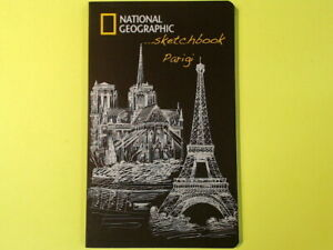 SKETCHBOOK PARIGI NATIONAL GEOGRAPHIC
