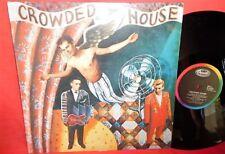 CROWDED HOUSE Same LP 1986 AUSTRALIA EX+ First Pressing
