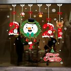 Wall Stickers Merry Christmas Decoration Xmas Home Ornaments Removable