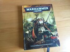 Warhammer 40,000 Core Rulebook 432 Pages - Good