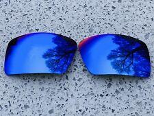Nuovo Personalizzato Mare Blu Specchietto Ricambio Oakley Benda Sull'Occhio 2