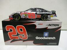 2003 Action Kevin Harvick GM Goodwrench 1/24 Autographed