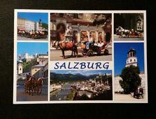 Pferdepostkarte Postkarte Pferde Österreich