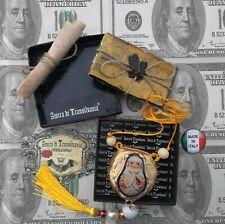 Talismano potente amuleto matriosca pendaglio gioiello fortuna soldi collana