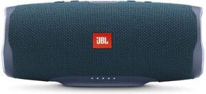 JBL Charge 4 Bluetooth Speaker Waterproof Rechargeable Portable Wireless BLUE