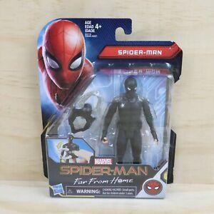 2018 Marvel Spider-Man Far From Home Spider-Man Black Action Figure