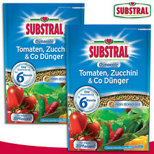 Substral 2 x 750 g Osmocote Tomaten, Zucchini & Co Dünger