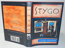 STYGO by Laura Hendrie - First Printing - Signed