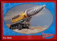 THUNDERBIRDS - Pod Vehicles: The Mole - Card #13 - Cards Inc 2001