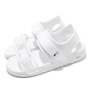 Puma Softride Sandal Wns White Women Strap Casual Lifestyle Slip On 380678-02