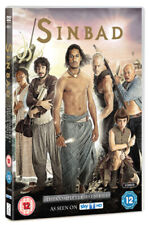 Sinbad: The Complete First Series DVD (2012) Elliot Knight cert 12 3 discs