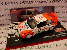 M voiture 1/43 IXO altaya Rallye Monte Carlo  FORD escort RS cosworth 1994 Puras