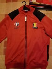 Belgium Football Track Top