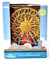 Disney California Adventure Paradise Pier SUN WHEEL Theme Park Toy Playset d500