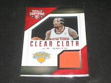 JR SMITH KNICKS CERTIFIED GENUINE AUTHENTIC BASKETBALL JERSEY CARD 158/299