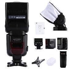 KF-590 EX E-TTL Wireless HSS Flash Speedlite Slave for Canon + Flash Softbox