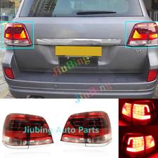 Modified LED Rear Tail Light Brake Lamp For Toyota Land Cruiser LC200 2008~2015