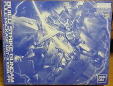 Mg Build Strike Gundam Full Package Plavsky Particle Clear Ver.