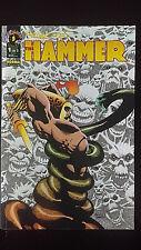 Kelly Jones THE HAMMER Comic Book (1 of 2) SPANISH Edition Barcelona March 1999
