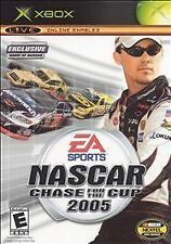 ~* Original Xbox NASCAR 2005 Chase for the Cup 05 Nextel Racing TESTED *~