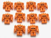 Lego 10 New Orange Toy Story Chunk Minifigures figs