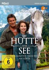 Die Hütte am See * DVD Serie mit Pierre Brice und Gudrun Landgrebe Pidax Neu