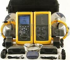 Fluke Networks DSP-4000 Cable Tester Cat5e Cat6 DSP4000