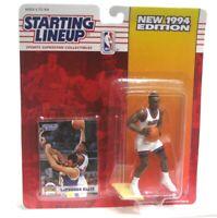 Starting Lineup Action Figure LaPONSO Ellis Denver Nuggets 1994 NBA Kenner