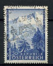 Austria 1958 SG#1328 Alpine Ski Championship Used #A41382