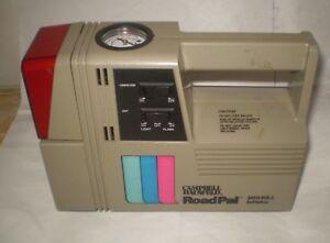 Campbell Hausfeld RoadPal Portable Air Compressor 12V 200 PSI w/ Light RP 2000