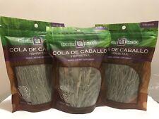 Cola de Caballo Horsetail Herb Tea Value Pack Nuestra Salud Te Free Ship! 3pack