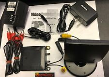 5.8ghz Wireless Video Sender Transmitter-Camera Receiver Astrotel VCM-5-8ch-NV