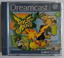 Jet Set Radio PAL Dreamcast neuf sous blister