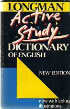 G2 Active Study Dictionary of English Longman 1992 In Inglese