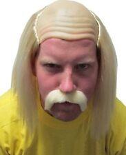 LICENSED  Hulkamania Hulk Hogan Halloween COSTUME SET