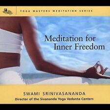 Srinivasananda, Swami : Meditation for Inner Freedom CD