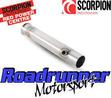 Scorpion Clio RS 200 Decat Clio 197 MK3 Cat Bypass Exhaust Stainless SRNC023