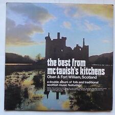 The best from Mc Tavish 's Kitchens OBAN & FORT WILLIAM Scotland VAR D 5958