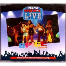 CD SINGLE  SPICE GIRLS Move Over/Generationext 1-tr Pepsi