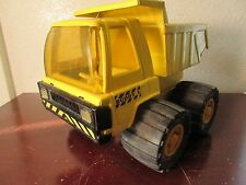 Vintage Buddy L Dump Truck Yellow Made in Japan