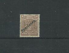 "Rhodesia 1898-1908 2d Brown optd ""Specimen"" in italic, fine mtd mint"