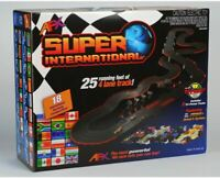 AFX 21018 Super International Raceway MG+ Complete RTR HO Slot Car Racing Set