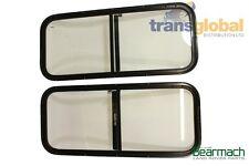Land Rover Defender 110 LWB Hardtop Sliding Side Window Kit - Bearmach