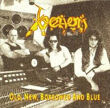 Venom(CD Album)Old, New, Borrowed And Blue-Bleeding Hearts-CDBLEED 7-UK-New
