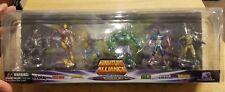 NEW Marvel Miniature Alliance Figure Box set Exclusive NYCC 2008 figures