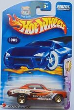 2003 Hot Wheels ~Carbonated Cruisers~ '70 Chevelle SS 1/5 (China Base)